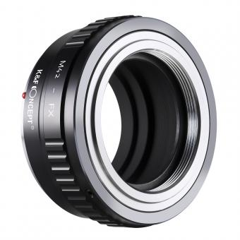 K/&F Concept M39-FX Adapter Leica Thread Mount LTM Lens to Fujifilm X KF06.104