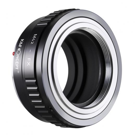 M42 Lenses to Fuji X Mount Camera Copper Adapter