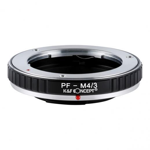 Olympus Pen F Lenses to M43 MFT Mount Camera Adapter