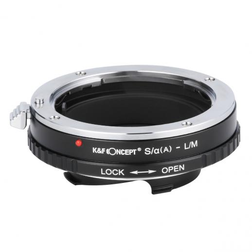 K&F M47151 Minolta A / Sony A Lenses to Leica M Lens Mount Adapter