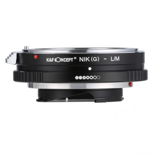 Nikon Gレンズ-ライカMマウント マウントアダプター
