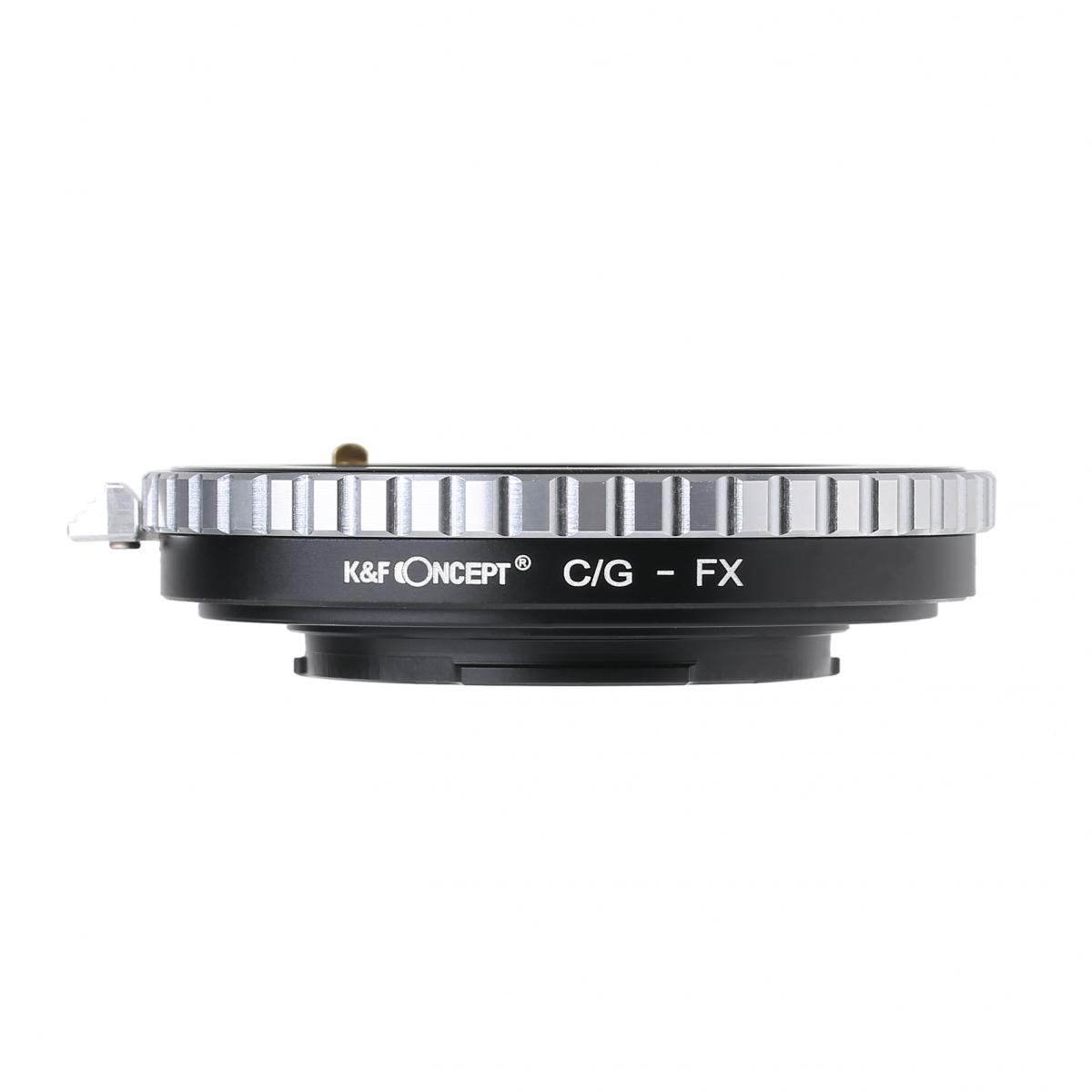 K&F M26111 Contax G Lenses to Fuji X Lens Mount Adapter