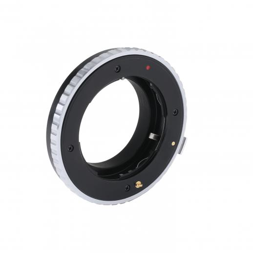Contax G Lenses to Fuji X Mount Camera Adapter