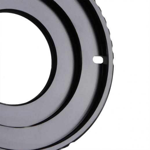 C Mount Lenses to M43 MFT Mount Camera Adapter