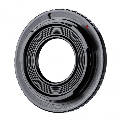 C Lenses to Canon EOS M Camera Mount Adapter