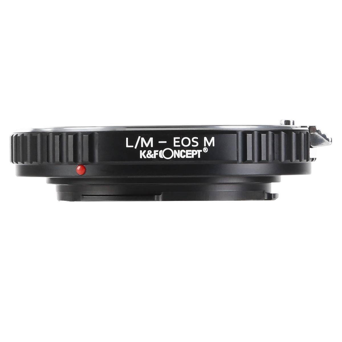 K&F M20141 Leica M Lenses to Canon EOS M Lens Mount Adapter