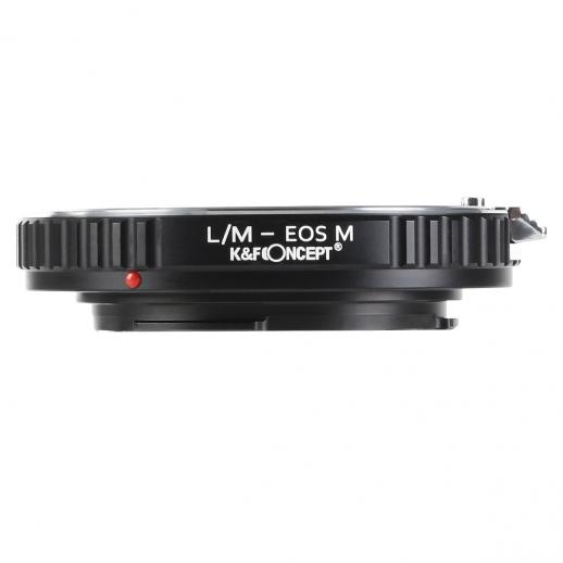 Leica M Lenses to Canon EOS M Camera Mount Adapter