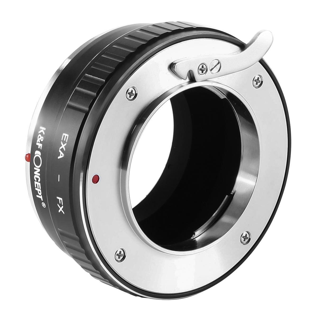 Exakta Lenses to Fuji X Mount Camera Adapter