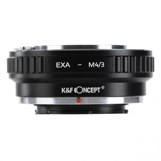 Exakta Lenses to M43 MFT Mount Camera Adapter
