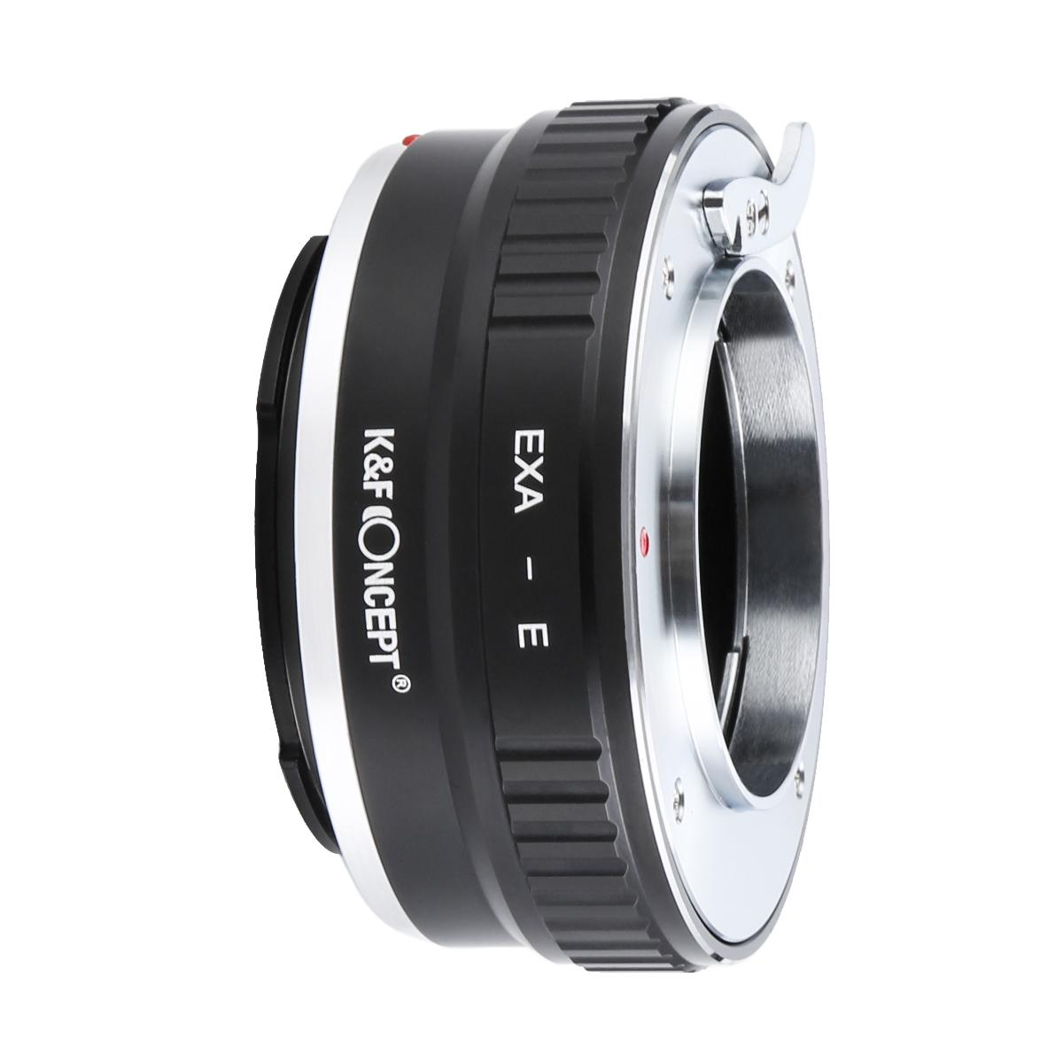K&F M29101 Exakta Lenses to Sony E Lens Mount Adapter