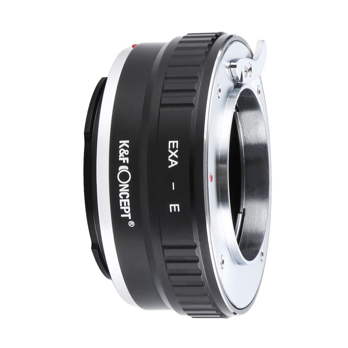 Exakta Lenses to Sony E Mount Camera Adapter