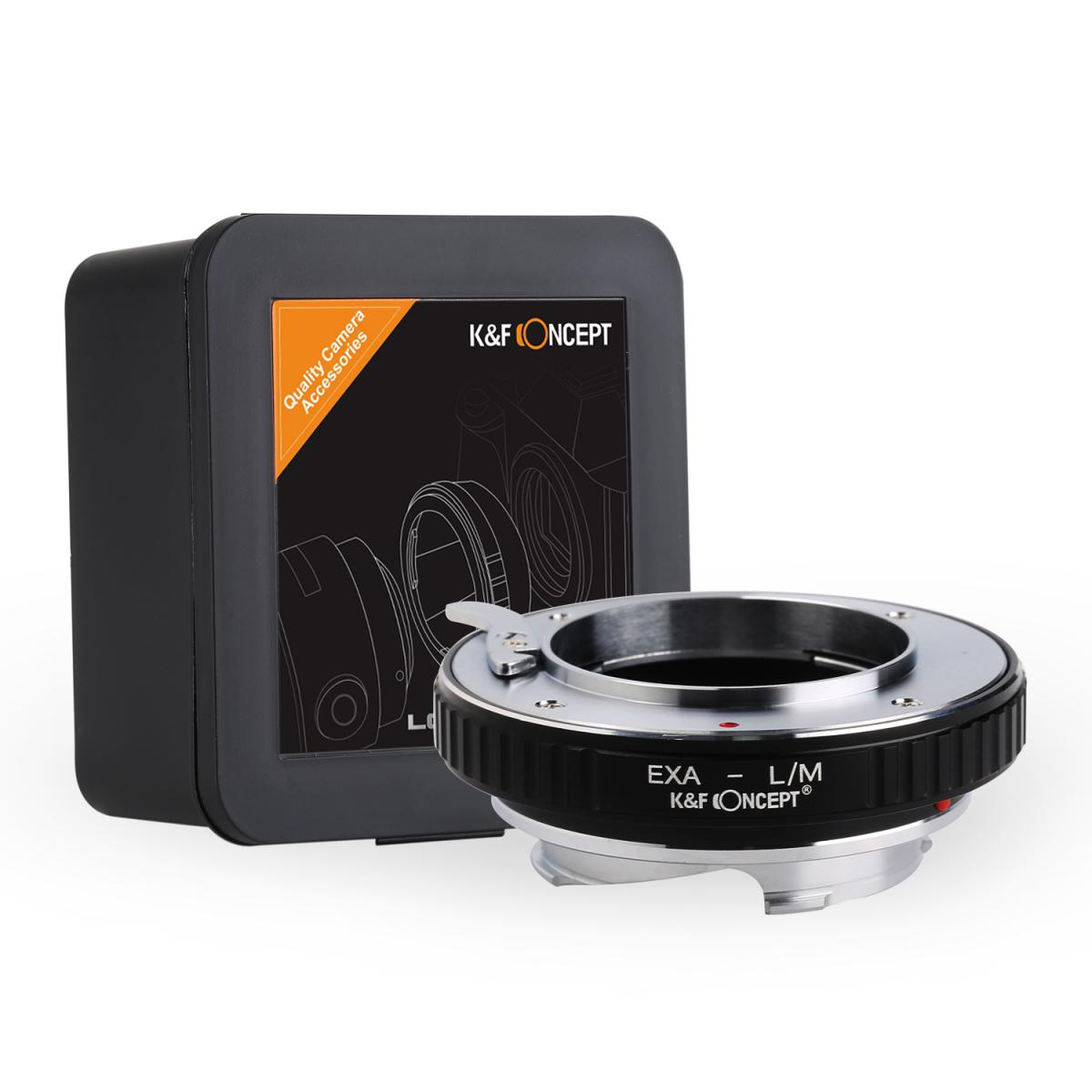 K&F M29151 Exakta Lenses to Leica M Lens Mount Adapter