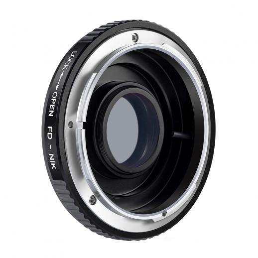 K&F M13171 Canon FD Lenses to Nikon F Lens Mount Adapter