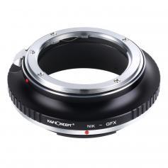 K&F M11211 Nikon F Lenses to Fuji GFX Lens Mount Adapter