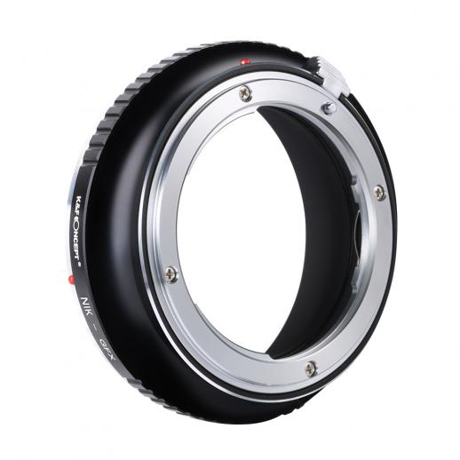 K&F M11211 Nikon F Lenses to Fuji GFX Lens Mount Adapter