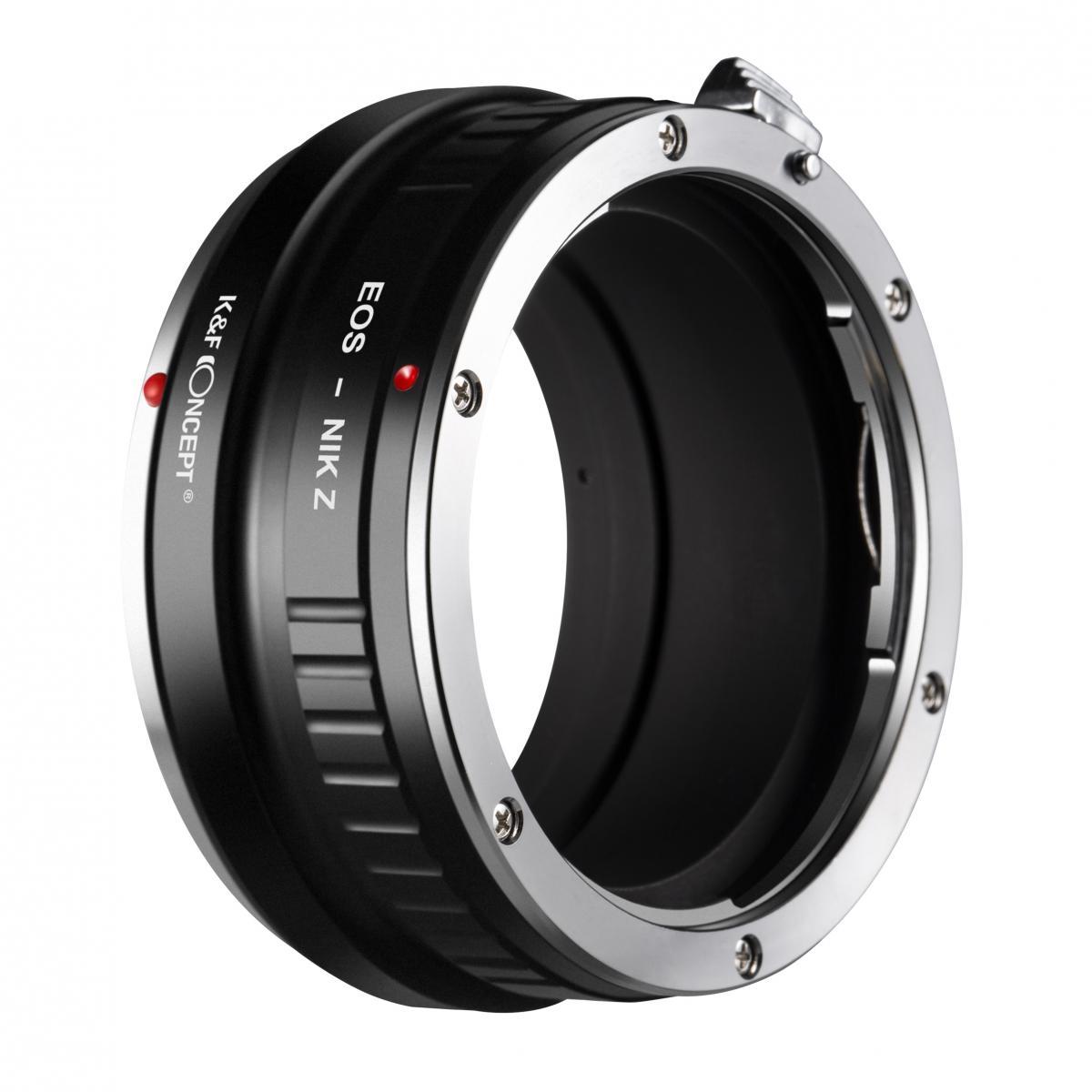 Z7 etc Mirrorless Cameras T2 Mount T-2 Lens to Nikon Z Mount for Nikon Z6