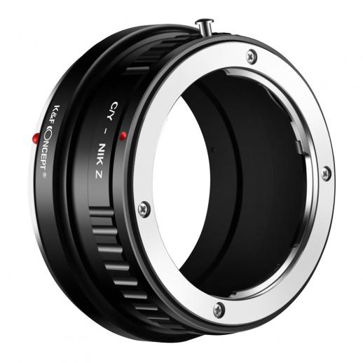 Contax Yashica Lenses to Nikon Z Mount Camera Adapter