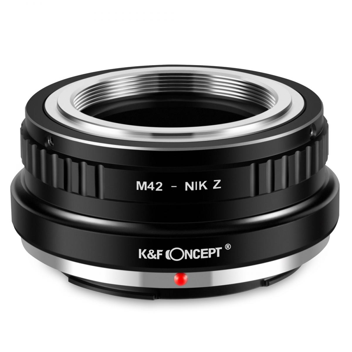 K&F M10184 M42 Lenses to Nikon Z Lens Mount Adapter