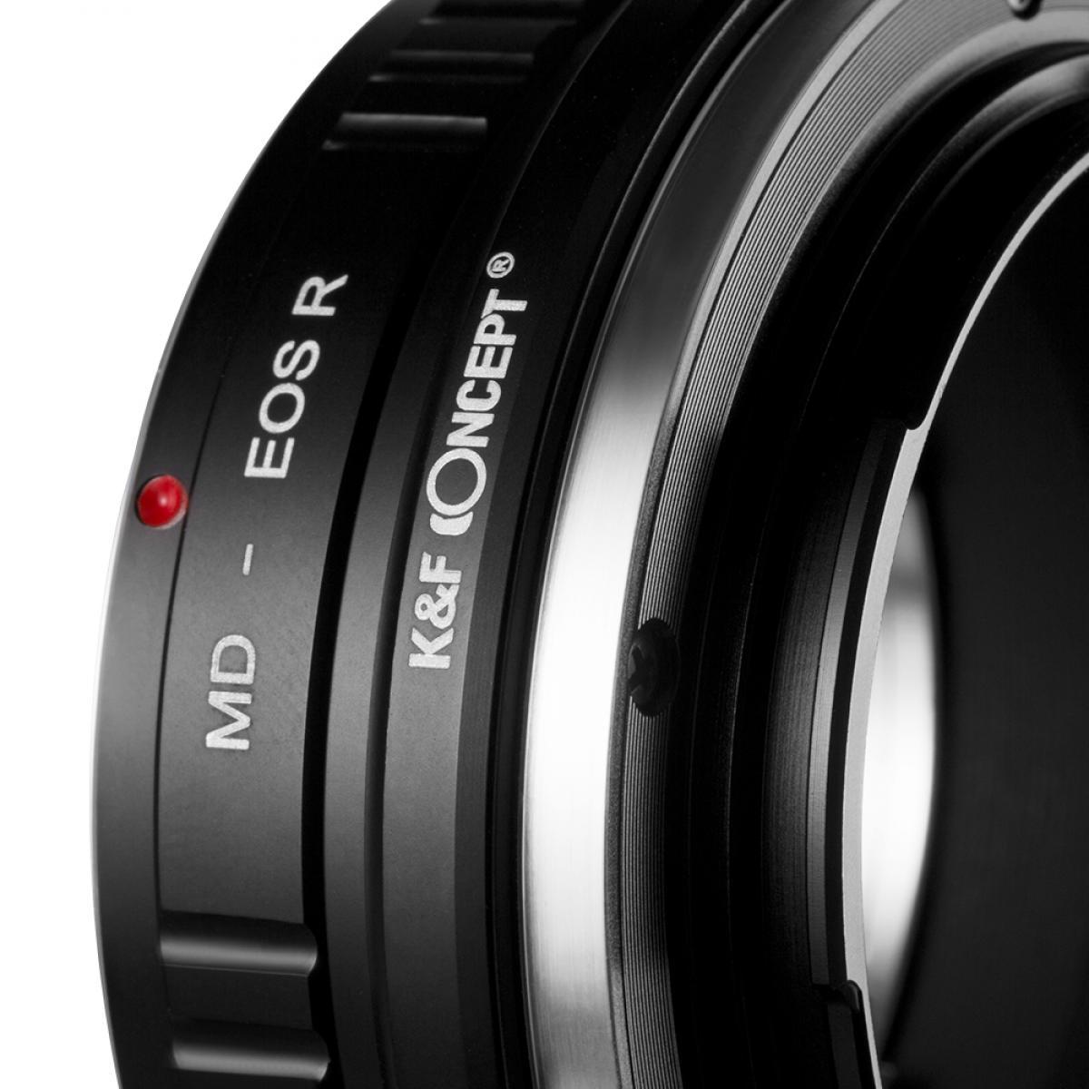 K&F M15194 Minolta MD Lenses to Canon RF Lens Mount Adapter