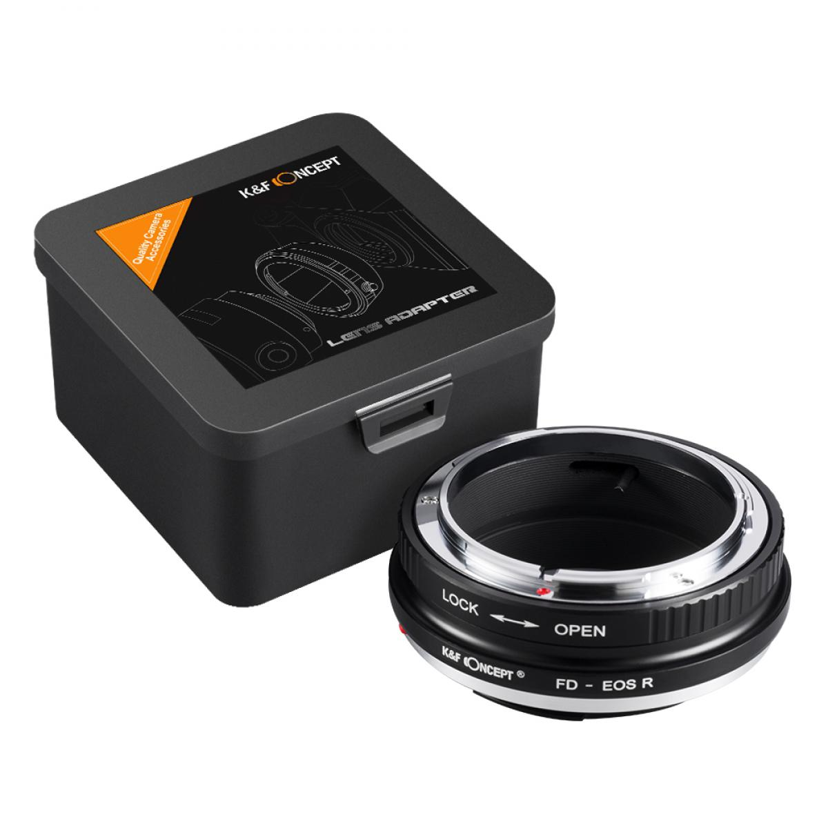K&F M13194 Canon FD Lenses to Canon RF-Lens Mount Adapter