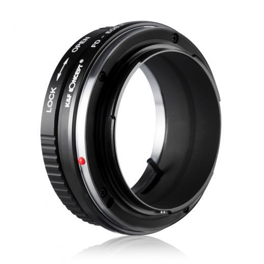 K&F Concept Canon FD Lenses to Canon EOS R Mount Camera Adapter