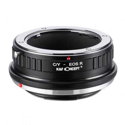 Contax Yashica Lenses to Canon EOS R Mount Camera Adapter