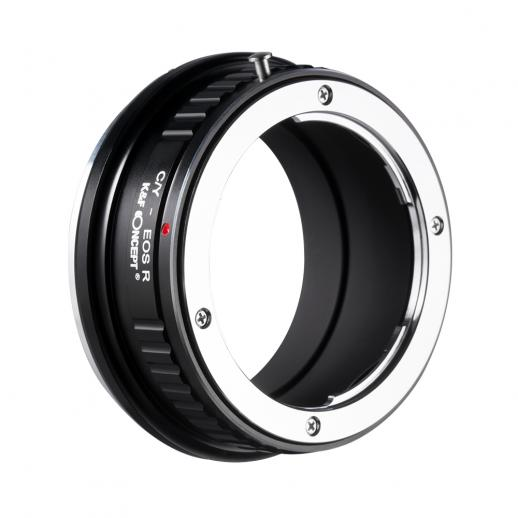 K&F M14194 Contax Yashica Lenses to Canon RF Lens Mount Adapter