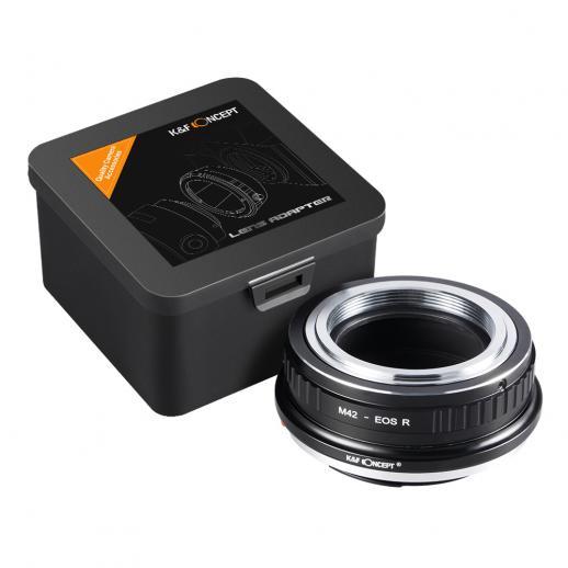 Fikaz M42 a M42 Adaptador EOS-R a Canon EOS-R Adaptador