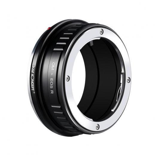 K&F M16194 Olympus OM Lenses to Canon RF Lens Mount Adapter