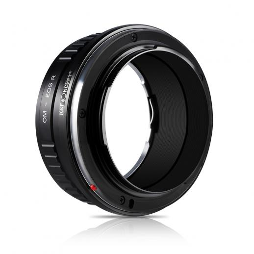 Olympus OM Lenses to Canon EOS R Mount Camera Adapter