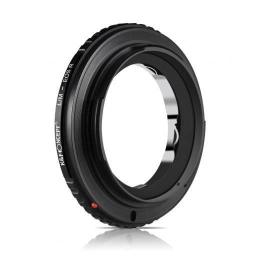 Leica M Lenses to Canon EOS R Mount Camera Adapter