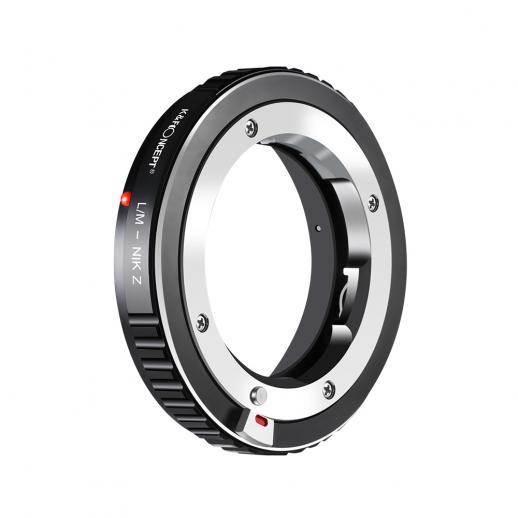 Leica M Lenses to Nikon Z Mount Camera Adapter