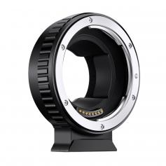 EF to E Mount Adapter Auto Focus EF-NEX Electronic Adapter Ring for Canon EOS EF EF-S Mount Lens to Sony E NEX Mount Cameras
