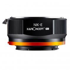 M11105  NIK-NEX Pro High Precision Lens Adapter (Orange)