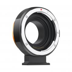Canon EF/EF-S mount lens to Fuji Micro single FX mount camera electronic adapter ring for autofocus