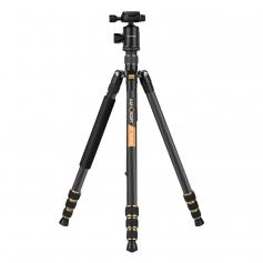 """TC2534 66""""/168cm carbono kit monopé tripé leve para câmera DSLR"""