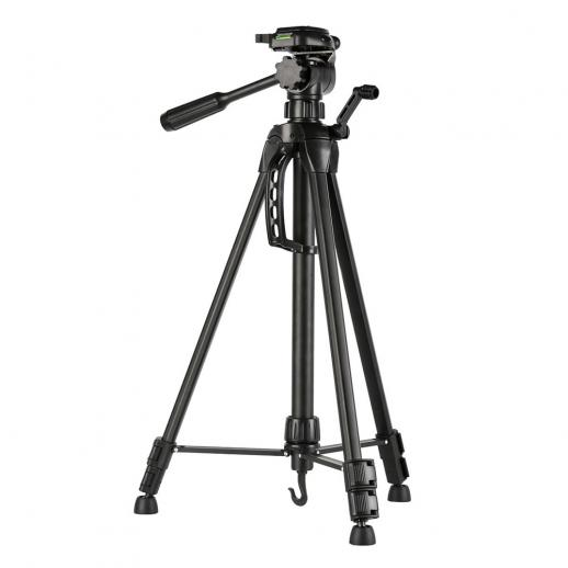 TL2023 Lightweight DSLR Camera Aluminum Tripod Bargain Sale Black Tripod