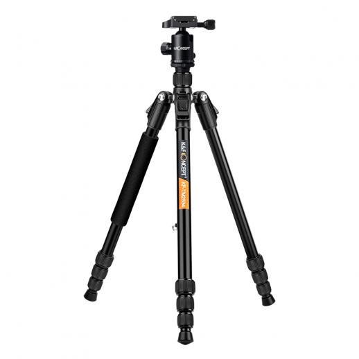TM2534 DSLR Camera Tripod Monopod Kit 65inch fit Canon, Nikon Travel Photography