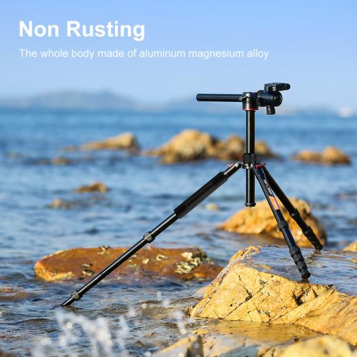 TM2515T DSLR Camera Tripod Monopod Kit 60inch fit Canon, Nikon