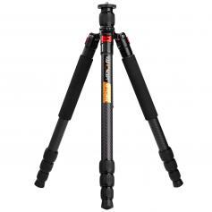 """12kg/26.5lbs Load 59.6""""/152cm TC2834 Explorer Series Carbon Fiber CameraTripod Legs"""