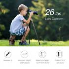 TC2335 (Orange) Carbon Tripod Lightweight Portable for Travel Photography