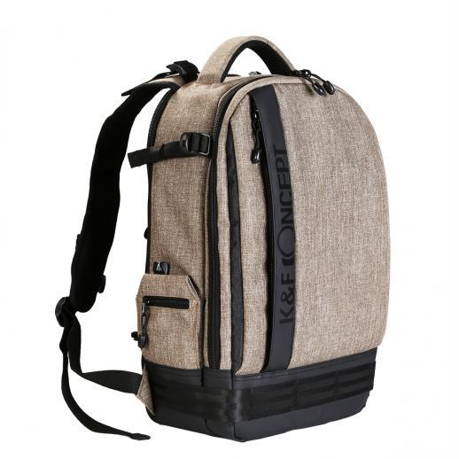 Professional DSLR Camera Backpack Khaki Large 17.3*6.3*11.4 inches ...