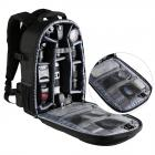 Professional DSLR Camera Backpack Waterproof 11.81*6.3*16.54 inches