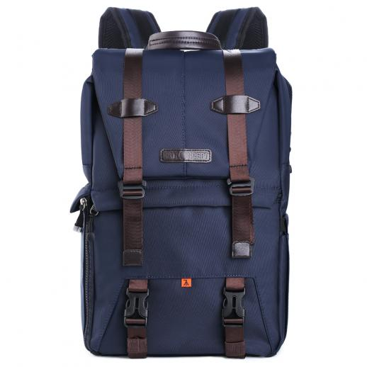 Multifunctional DSLR Camera Travel Backpack for Outdoor Photography Waterproof 10.63*6.69*16.53 inches