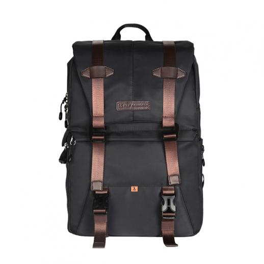 K&F Concept DSLR Camera Backpack, L size, Black
