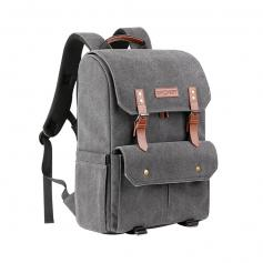 """Professional Camera Backpacks with Removable DSLR Case fit up to 15.6"""" Laptop - 18L"""
