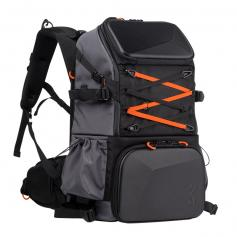 Outdoor Camera Backpack Large Photography Bag with Laptop Compartment Tripod Holder Waterproof Raincover Hiking Travel DSLR Backpack for Men Women