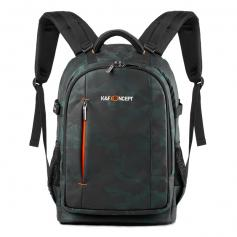 K&F Concept Multifunctional Large DSLR Camera Backpack for Outdoor Travel Photography 31*24*46cm
