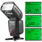 KF882 e-TTL HSS Flash para Canon EOS Rebel GN58 1/8000s
