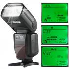 KF882 i-TTL HSS Flash for Nikon GN58 1/8000s High Speed Sync